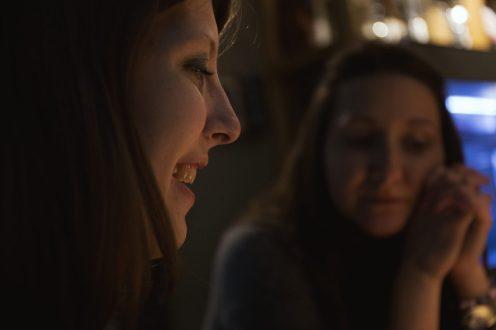 Irena and Sandra