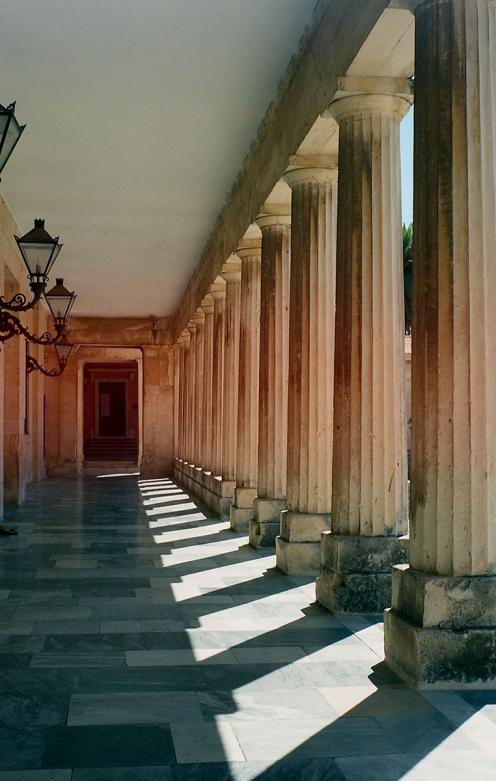 Arhitektura i osvetljenje_Krf_Arheoloski Muzej